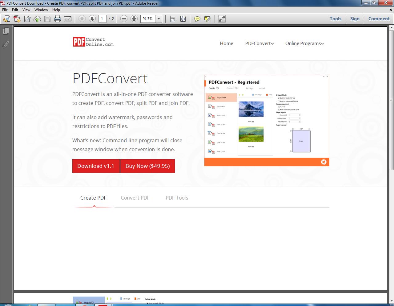 PDF Tips - Best PDF Reader for Windows
